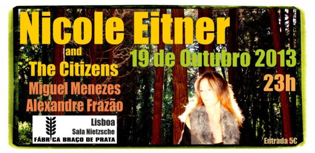 Nicole Eitner and The Citizens
