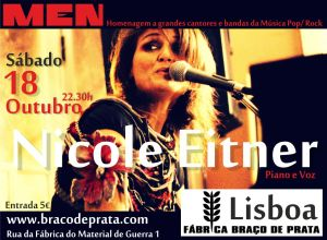 Nicole @ Fábrica Braço de Prata