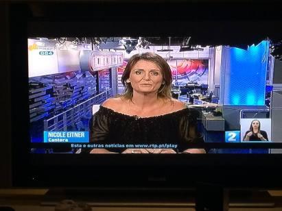 RTP2 entrevista Nicole Eitner