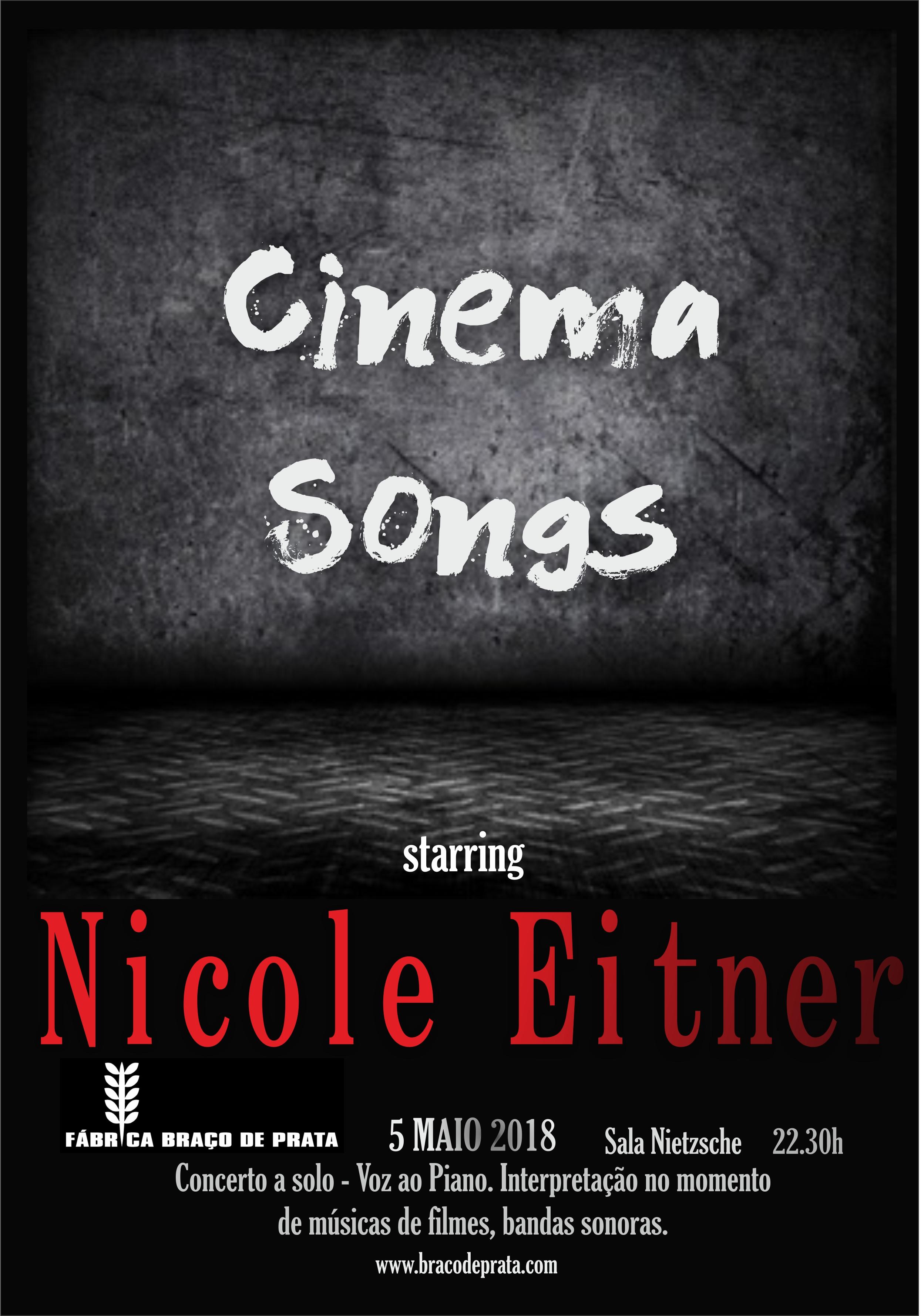 5 Maio 2018 Cinema Songs